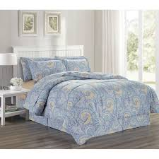 Queen Size Bed In A Bag Sets by Bed In A Bag U0026 Comforter Set King Size Queen Size Bedding