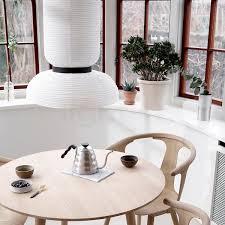 Pendant Lighting Over Kitchen Table