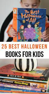Great Halloween Books For Preschoolers by The Best Children U0027s Halloween Books To Read In October