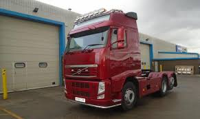 100 2012 Truck Of The Year Volvo FH13 460 6x2 Tractor Unit Commercial Motors