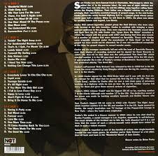 Sam Cooke The Singles Collection 2LP Gatefold 180g Vinyl Sam