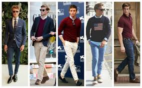 How To Dress Mens Preppy Style