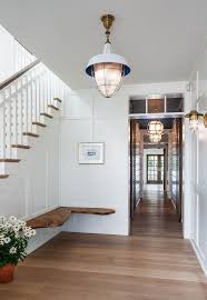 Beach House Tour Longport Cottage With Coastal Interiors Find This Pin And More On Ceiling Lights