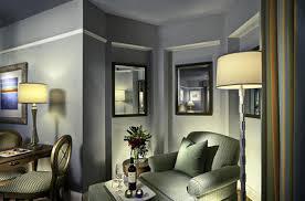 Classic Contemporary Junior Suite Seating Area Interior Design Of The Grande Colonial Hotel La Jolla