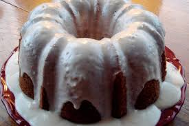 Carrot Bundt Cake with Cream Cheese Glaze Recipe on Food52