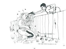 Black Panther Coloring Page Pages Book