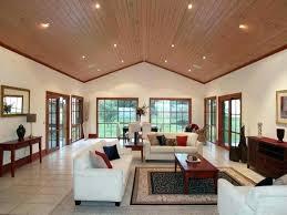 Vaulted Ceiling Living Room Lighting Best