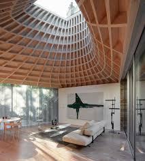 minimalistisches wohnzimmer in modernem bild kaufen