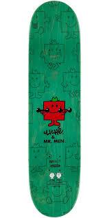 Are Cliche Skateboard Decks Good by Mr Men Impact Brophy Skateboard Deck 8 125