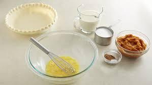 Pumpkin Puree Vs Pumpkin Pie Filling by How To Make Pumpkin Pie Pillsbury Com