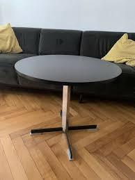 sofatisch beistelltisch designtisch in schwarz chrom schwarz