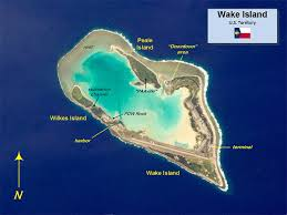 Sinking Islands In The South Pacific by Wake Island Wikipedia