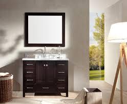 Bathroom Vanities 42 Inches Wide by Amazon Com Ariel Cambridge A043s Esp 43