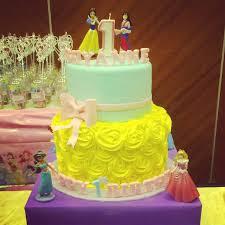 Disney Princess Cake Pops Cupcakes Cookie Pops & Cake