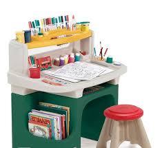 Step2 Art Master Activity Desk Green by Step 2 Art Desk And Easel Home Design Ideas