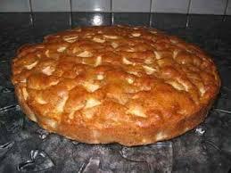 dessert au pomme rapide recette gâteau pommes noix 750g