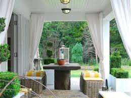 Vinyl Patio Curtains Outdoor by Adorable Outdoor Curtains For Screened Porch Ideas With Clear