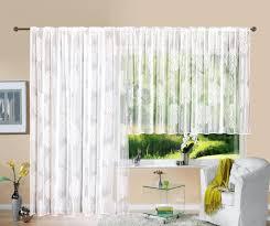 gardine store jacquard fabio hxb 120x300 cm kräuselband universalband weiß kreismuster transparent voile vorhang wohnzimmer 13143