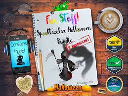 Halloween Trivia Questions And Answers Pdf by Halloween Bingo By Teachelite Teaching Resources Tes