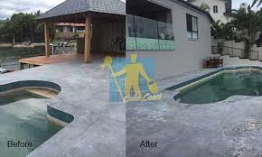 gold coast cleaning tiles grout for swimming pools
