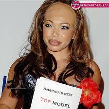 Tisha Campbell Tichina Arnold Halloween by Tisha Campbell As Tyra Banks Omg Lipstick Alley