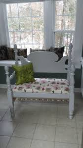 Spindle Headboard And Footboard by 23 Best Benches Out Of Headboards Images On Pinterest Headboard