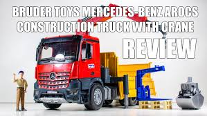 Bruder Toys MB Arocs Construction Truck With Crane Video Review ... Cstruction Trucks For Children Learn Colors Bruder Toys Cement Bruder Tractors Claas New Holland John Deere Jcb 5cx Toys Youtube Children 02450 Cat Rolldozer Unboxing By Jack 4 Phillips Toy Garbage Truck Video 3 Videos Children And Tonka Toys Village New Road Mack Granite Dump Truck Rc Cveionfirst Load After Man Tgs Tanker 03775 Technology Of Boys 2014 Car Timber Scania Mobilbagger 0244 Excavator Site Dump Best Of Videos