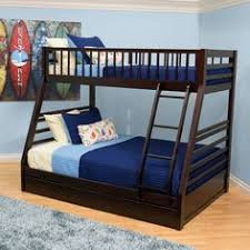 moda bunk bed by r b comes with smart storage options boys room