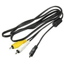 Kabeldirekt 10 Ft Component Cable 3 Male Rca Connectors 3