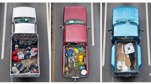 100 Mexican Truck Carpoolers A Photographers View Of Bed Commuters
