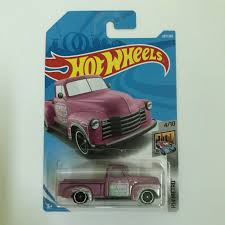 100 Hot Wheels Truck Wheels Truck Toys Games Diecast Toy Vehicles On Carousell