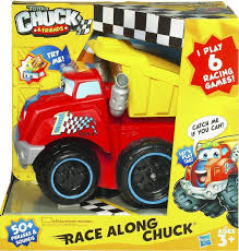 Amazon.com: Chuck Race Along Chuck: Toys & Games Amazoncom Chuck Friends My Talking Truck Toys Games Hasbro Tonka And Fire Suvsnplow Bull Dozer Race Gear Dump From The Adventures Of 2 Rowdy Garbage Red Pickup 335 How To Change Batteries In Rumblin Solving Along Nonmoms Blog Chuck Friends Handy Tow Truck From 3695 Nextag Tonka Chuck Friends Racin The Dump Truck By Motorized Toy Car Users Manual Download Free User Guide Manualsonlinecom