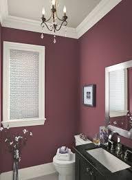 Paint Color For Bathroom by Best 25 Burgundy Bathroom Ideas On Pinterest Burgundy Room