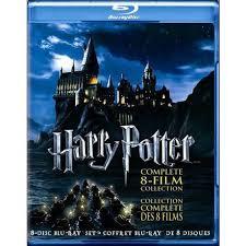 regarder harry potter et la chambre des secrets harry potter collection complète des 8 walmart