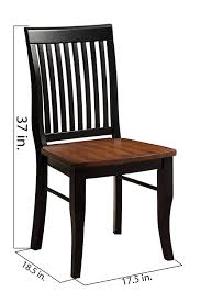 Furniture Of America Brook Dining Chair, Set Of 2, Black And Oak Oak Ding Chairs Ding Room Set With Caster Chairs Wooden Youll Love In Your The Brick Swivel For Office Oak With Casters Office Chair On Casters Art Fniture Inc Valencia 2092162304 Leather Brooks Rooms Az Of Fniture Terminology To Know When Buying At Auction High Back Faux Home Decoration 2019 Awesome Hall Antique Kitchen Ten Shiloh Upholstered Pisa Gray Ikea Ireland Cadejiduyeco