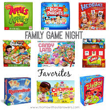 Board Game For Terrific Family Games Ages 4 And Up Fun Creative