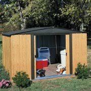 arrow foundation kit for arrow steel shed 10x12 or 10x14