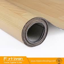 Wood Look PVC Vinyl Floor Rolls White Linoleum Flooring Prices