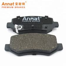100 Semi Truck Brakes D734 Metallic Brake Pads Fits For Mitsubishi Canter Buy