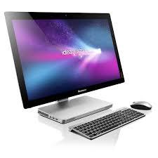 ordinateur de bureau tactile lenovo ideacentre a720 vdt9qfr pc de bureau lenovo sur ldlc com