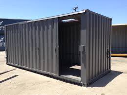 100 Converted Containers Container Modifications Cargo