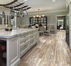 stunning wood look flooring for kitchen best 25 wood look tile