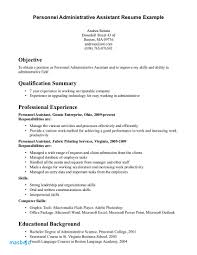 Dental Assistant Resume Examples No Experience 28 Executive Administrative