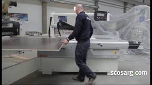 new scm si400ep class panel saw scott sargeant woodworking