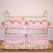 Bratt Decor Crib Used by So Feminine Bella 4pc Crib Bedding Set From Sweet Lullaby In