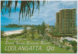 100 Beach Houses Gold Coast Coolangatta Where The Begins Looking From The