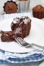 Kuchen Mit Flã Ssigem Kern Stuttgartcooking Moelleux Au Chocolat Oder Schokoladen T