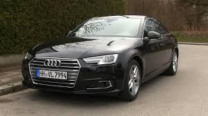 2016 Audi A4 2 0 TDI B9 190 HP TEST DRIVE