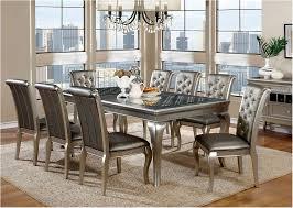 Magnificent Garey Modern Dining Room Furniture Set Sets For 8