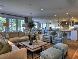 Traditional Living Rooms From Kevin Smith Love The Couch Color Style And Set Up With Coffee Table Ottomons